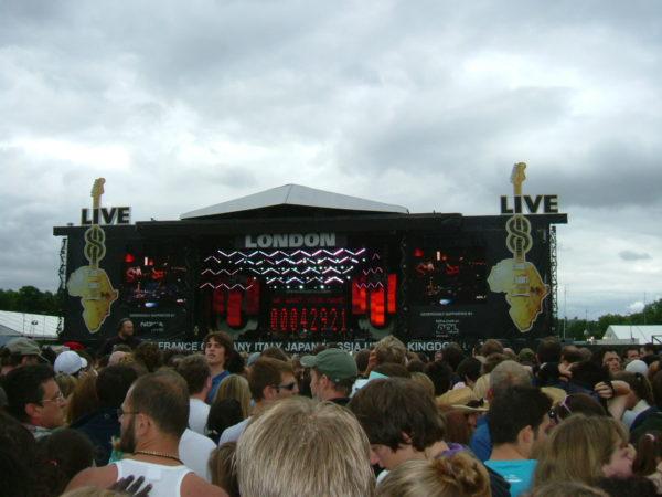 British Summer time festival