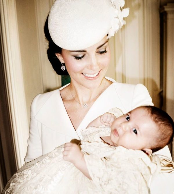 TESTINO PHOTOGRAPHS PRINCESS CHARLOTTE'S ROYAL CHRISTENING PORTRAITS3
