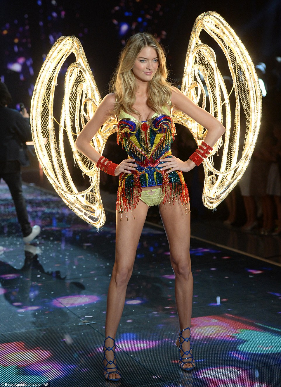 Victoria's Secret Fashion Show 20155