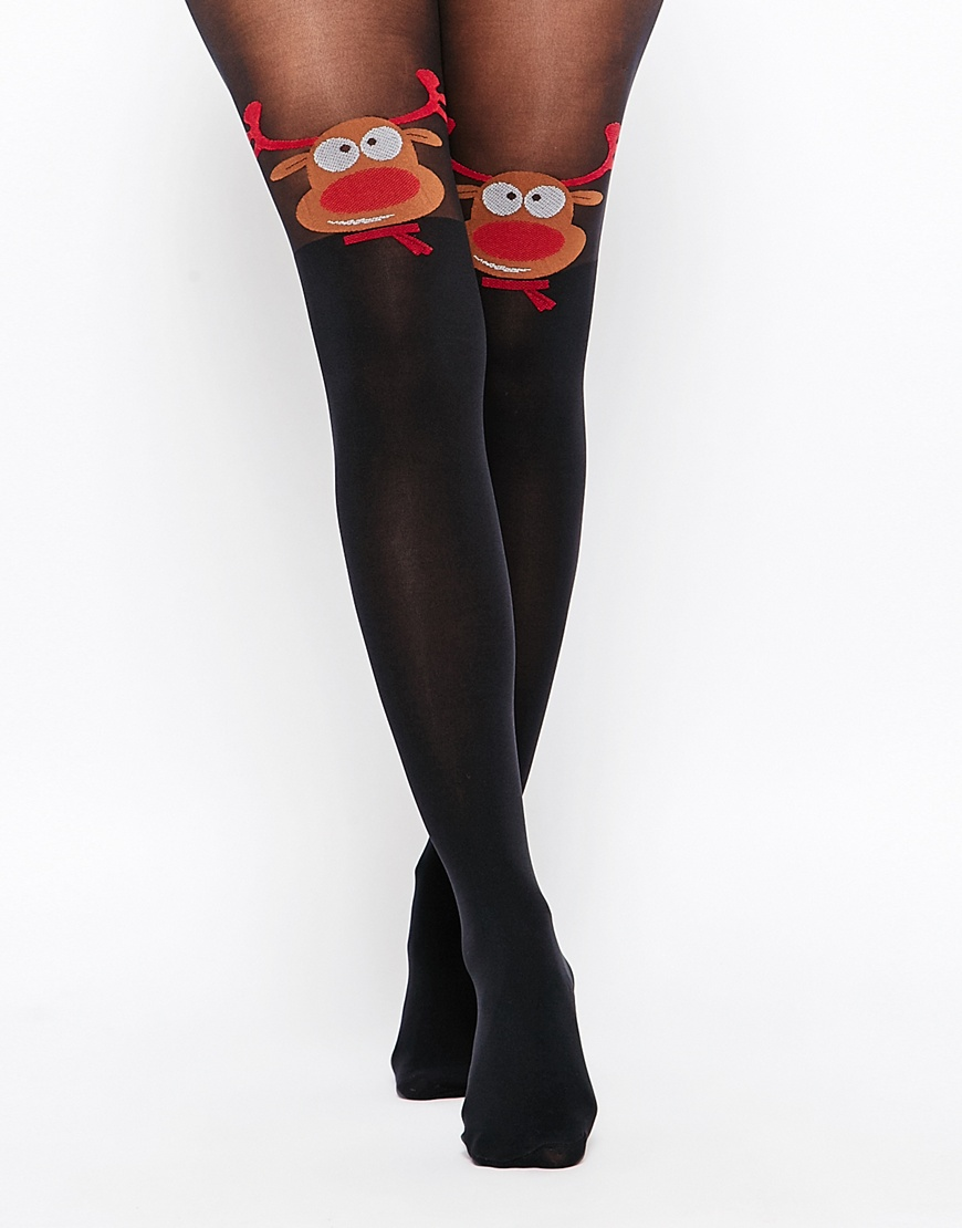 the countdown to christmas has already begun and so with it has our search for the perfect pair of christmas tights the festive season brings an endless