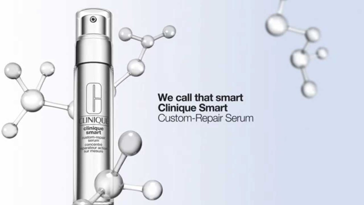 Clinique smart custom serum
