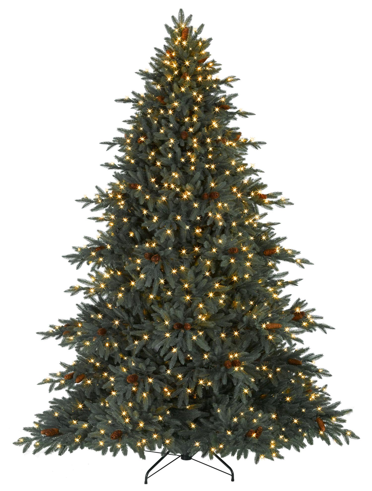 Basalm Flip Christmas Tree