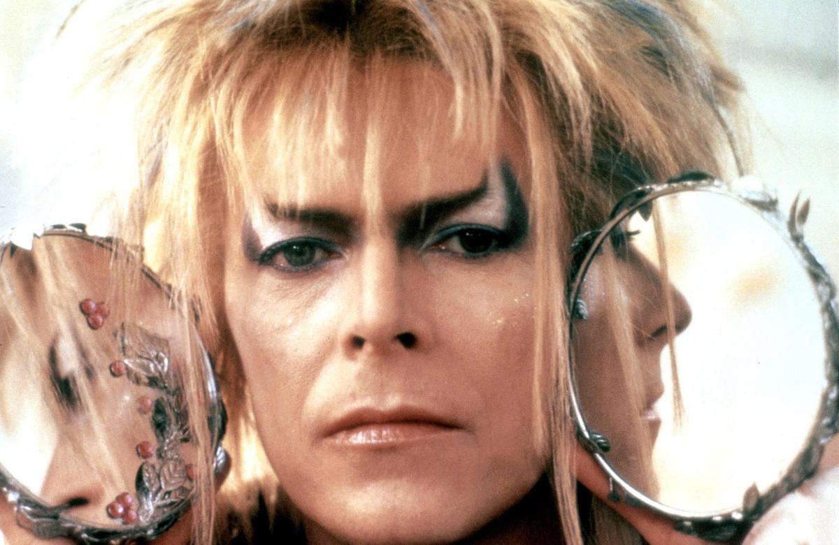 David Bowie in Labyrinth