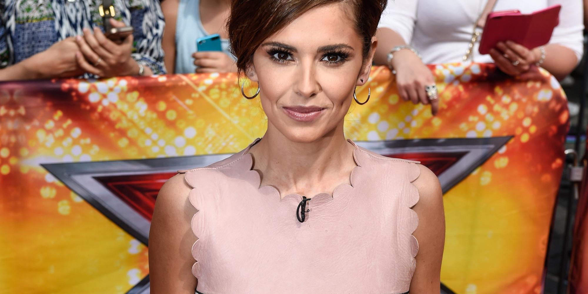 Cheryl Fernandez at X Factor