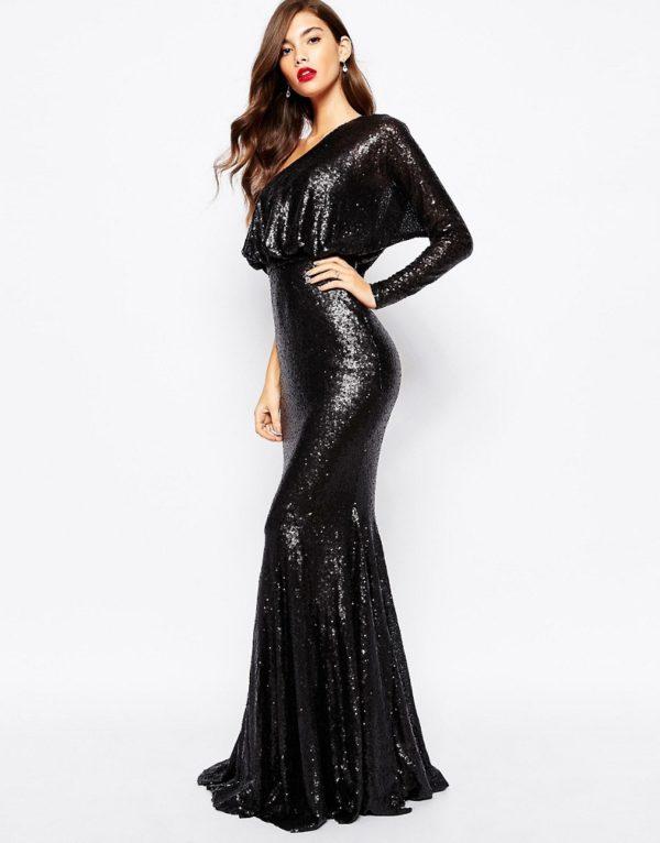Forever Unique Tempest Sequin Maxi Dress £300.00 £90.00
