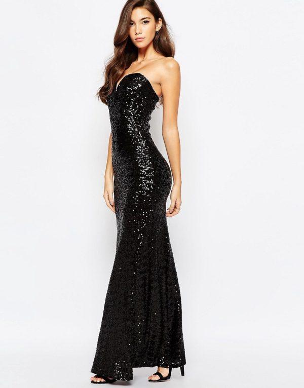 TFNC Showstopper Sequin Maxi Dress £80.00 £56.00