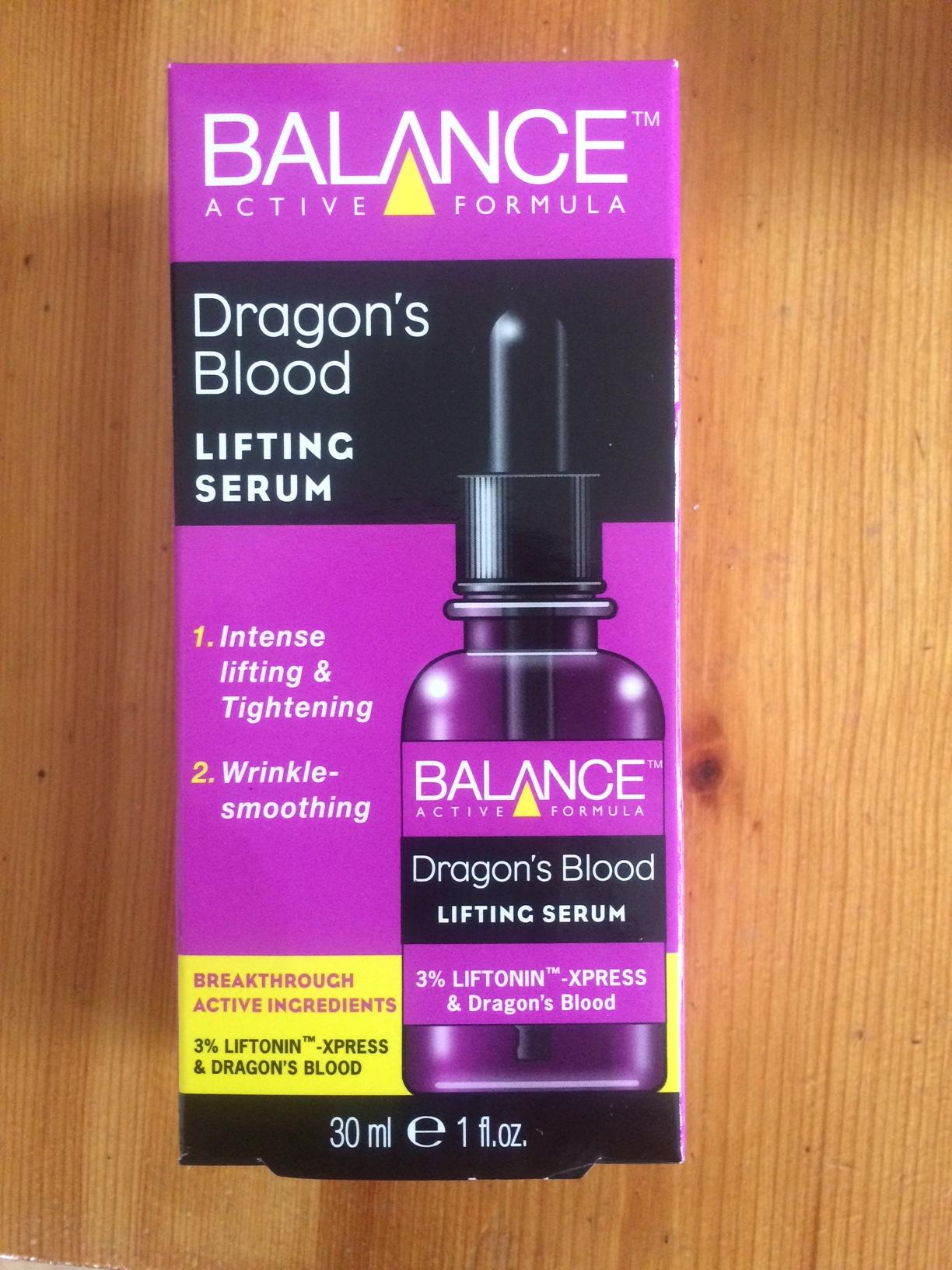Dragon's Blood Eye Lifting Serum