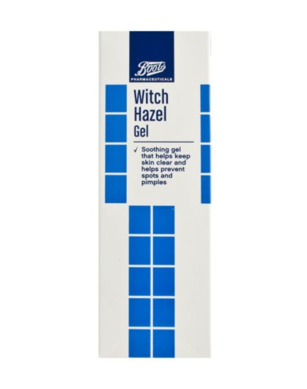 Witch hazel gel