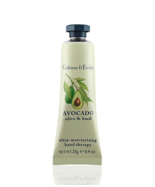 Avocado hand cream