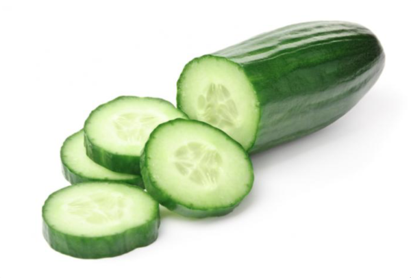Sliced cucumber screenshot