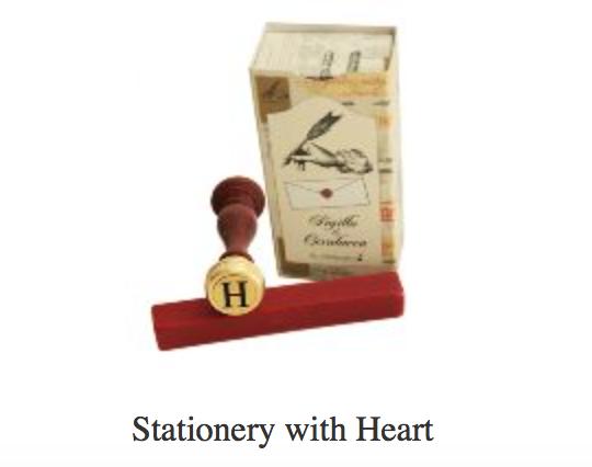 Pen Heaven stationary set