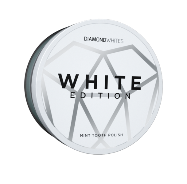 Diamond whites white edition tooth polish