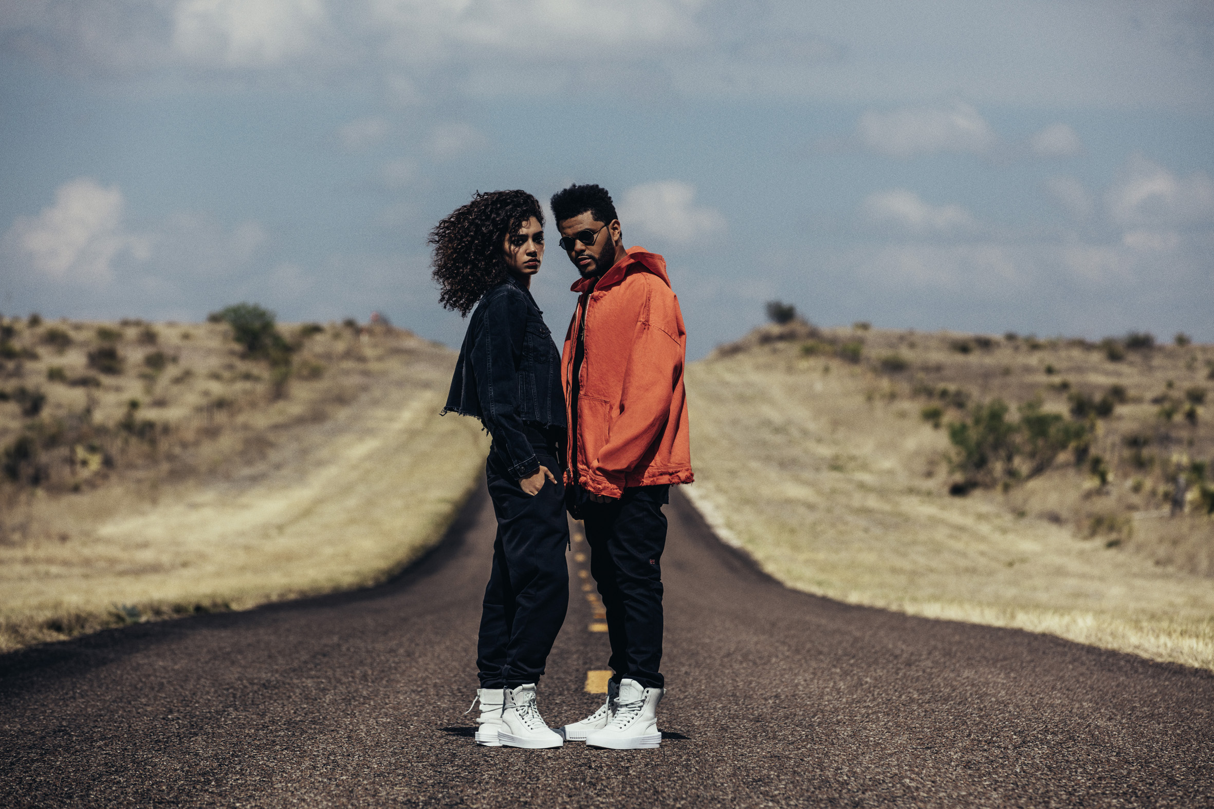 6305a1407cca The Weeknd and Puma Unveil The Puma x XO Parallel Shoe