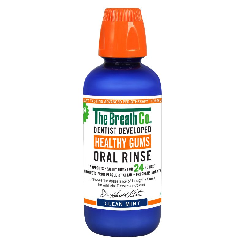 Breath co. healthy gums