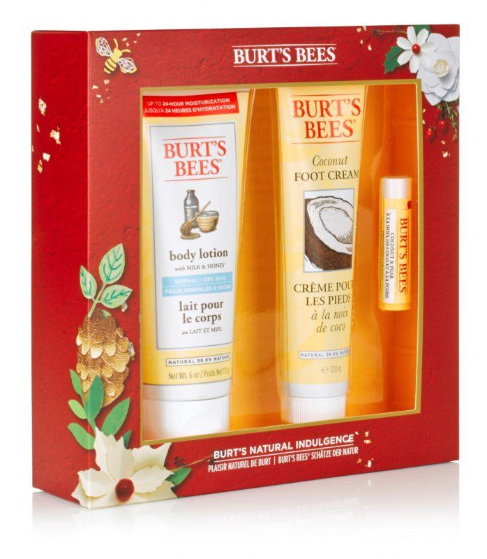 burts bees indulgence