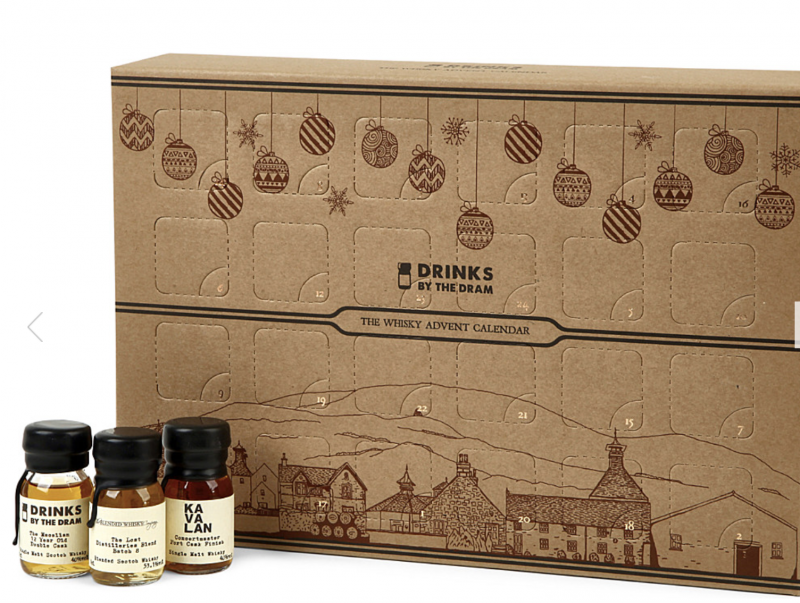 drinks by the dram advent