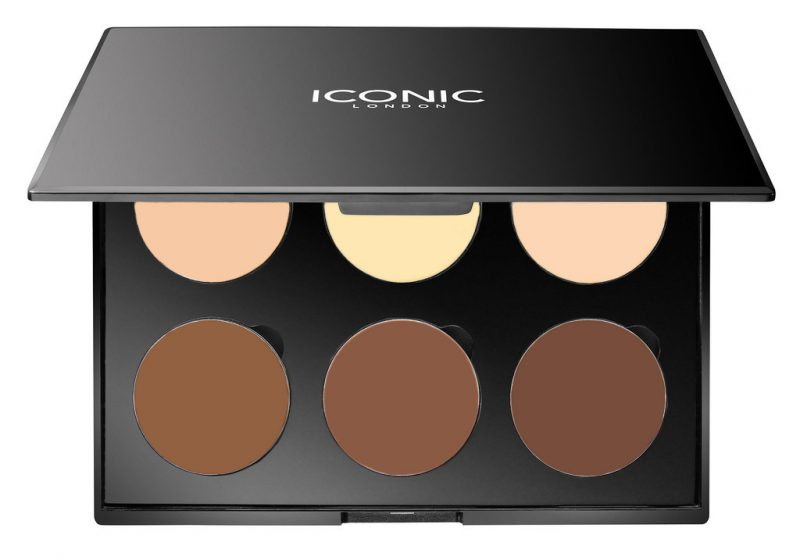 iconic london contour palette