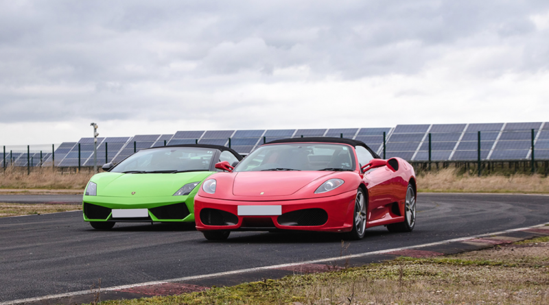 virgin experience supercar day