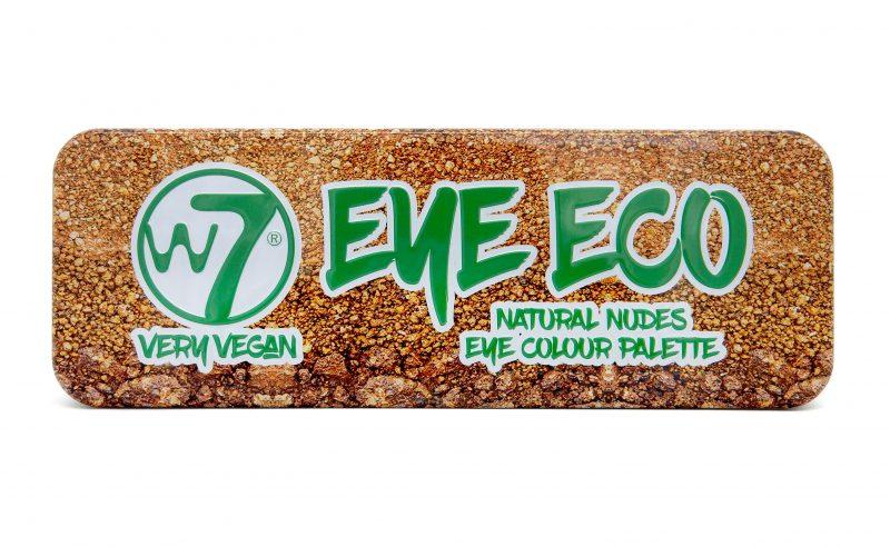 w7 very vegan eye eco