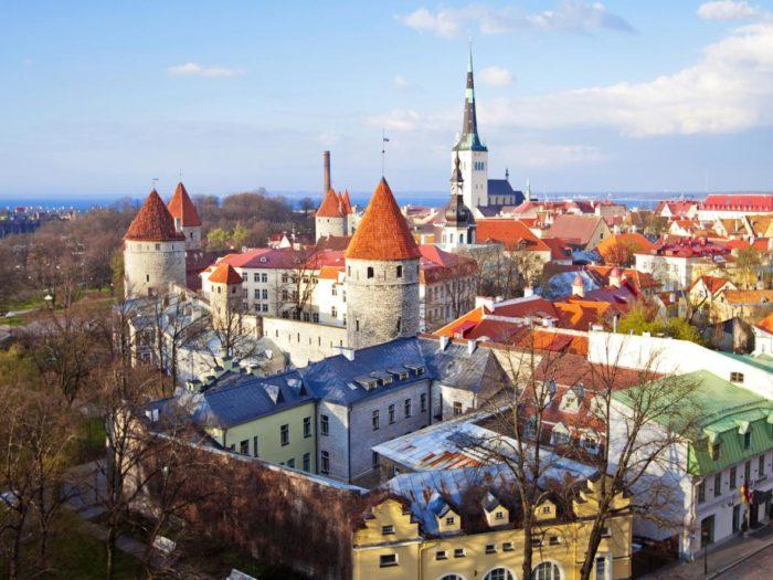 City Travel-Tallinn-Estonia