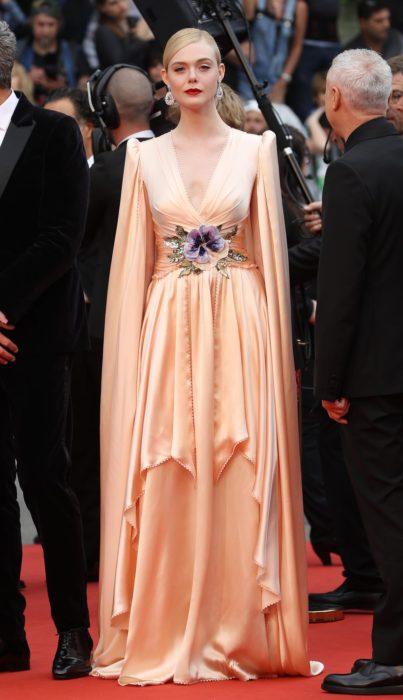 Elle Fanning Cannes Film Festival