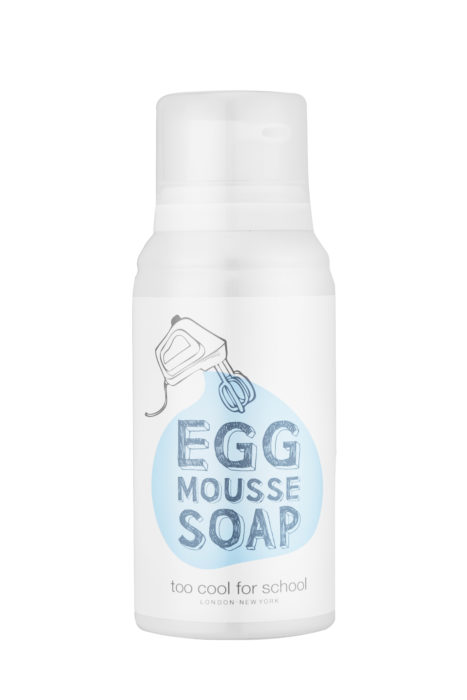 Egg mousse soap Father's Day gift 2019