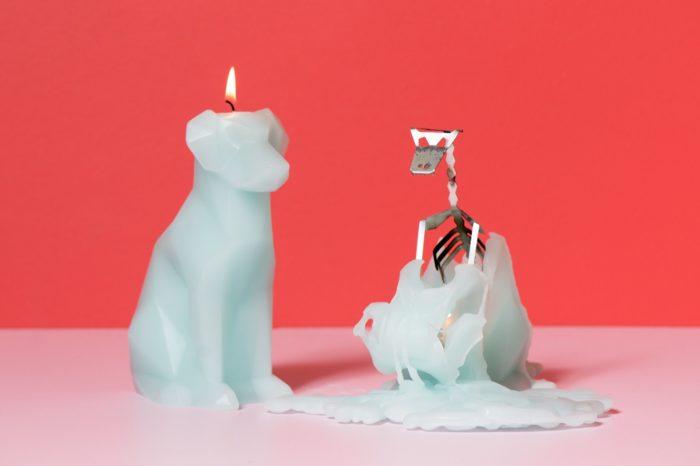 54 Celsuis candle