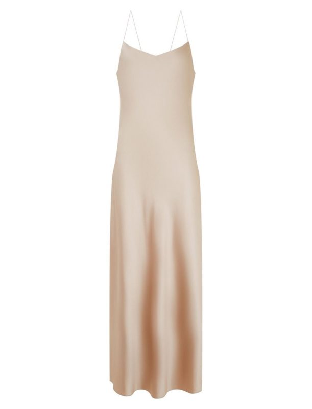 bridesmaids silk dress