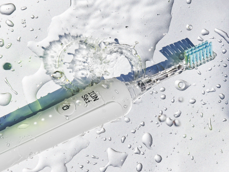 ion-sei toothbrush gift for family